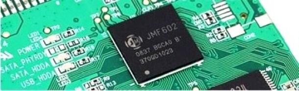 JMicron JMF602A Controller