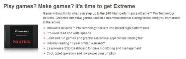 SanDisk Extreme Pro recap
