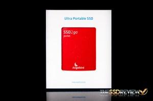 Angelbird SSD2go pocket-Box Front