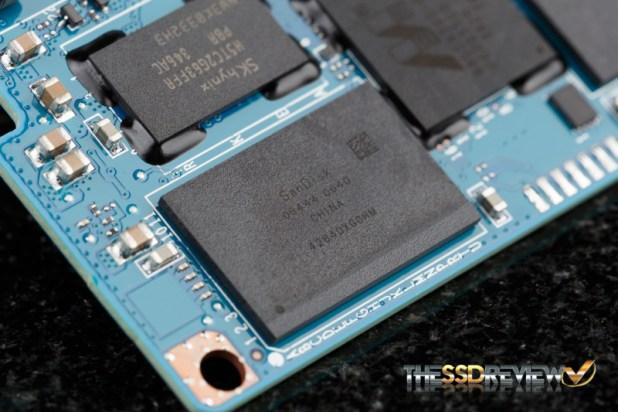 SanDisk Ultra II 240GB-NAND