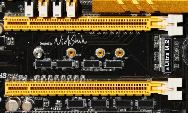 ASRock X99 OC Formula Ultra M.2