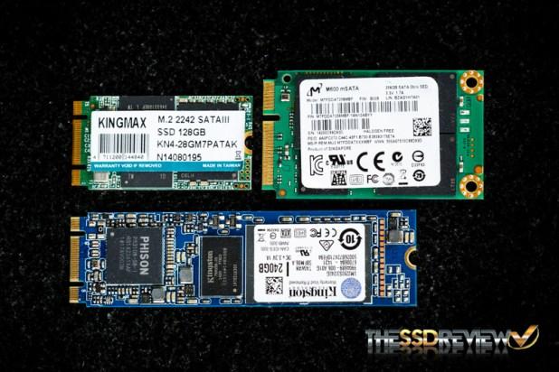 KINGMAX M.2 2242 128GB Comparison