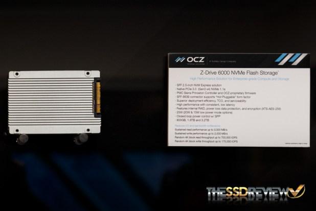 CES OCZ Z-Drive 6000