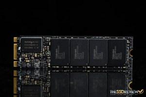 Plextor M6e Black Edition 256GB M.2 Front No Sticker