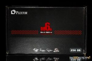 Plextor M6e Black Edition 256GB box front