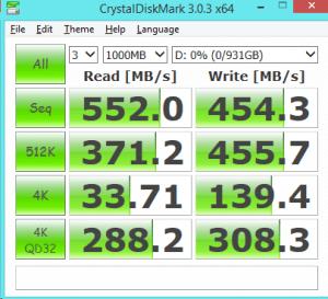 Crucial BX100 1TB CDM