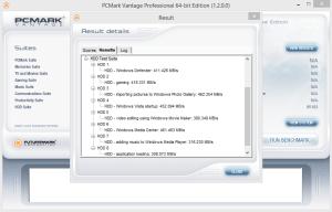 Crucial BX100 1TB PCMark Vantage