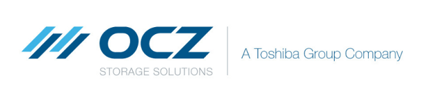 OCz Toshiba logo large