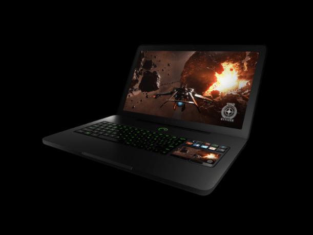 9--Razer Blade Pro laptop