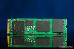 Samsung SM951 AHCI M.2 PCIe 512GB PCB Front