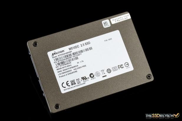 Micron M510DC Angle