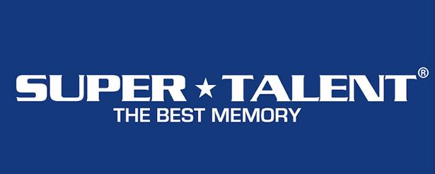 SuperTalent logo