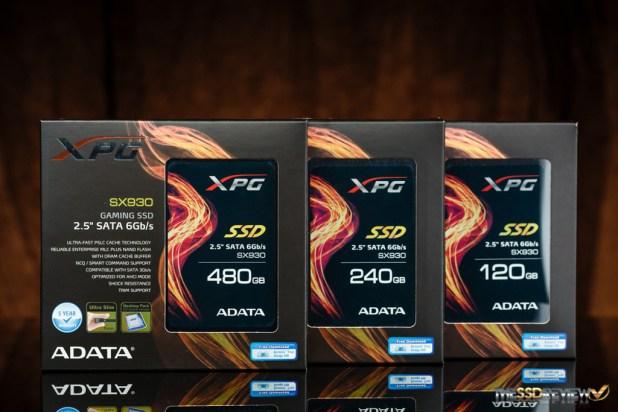 Adata XPG SX930 SSD Family