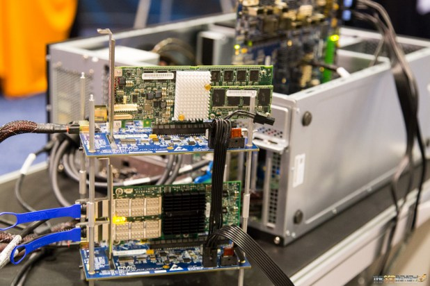 PMC NVMe over RDMA