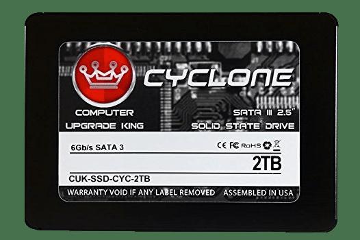 CUK Cyclone 2TB