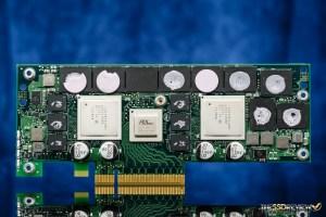 Intel SSD DC P3608 1.6TB PCB Front