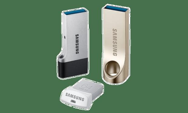 Samsung USB 3.0 Flash Drives