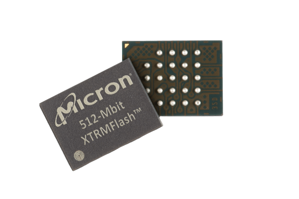 Micron XTRMFlash angled main