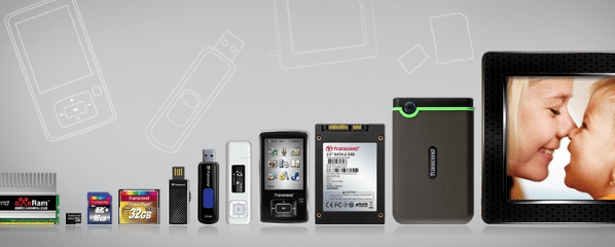 transcend products banner