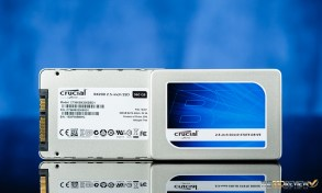 Crucial BX200 Front & Back