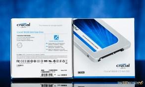 Crucial BX200 Packaging