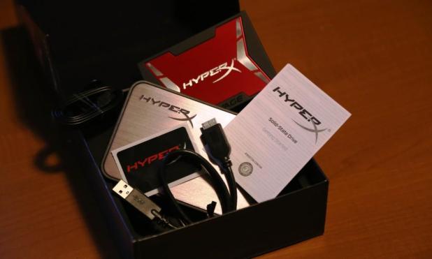 HyperX Savage Components