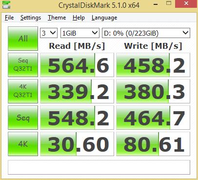 PNY XLR8 CS2211 240GB CDM