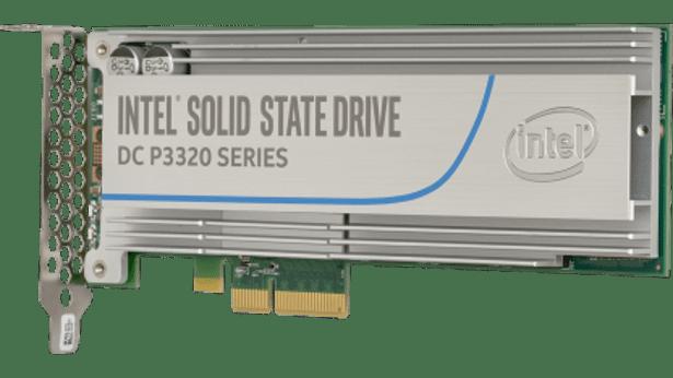 Intel SSD DC P3320 PCIe