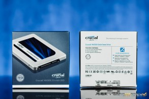 Crucial MX300 750GB Limted Edition Packaging