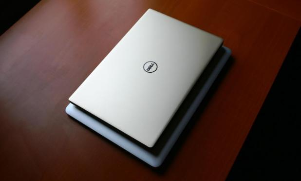 Dell XPS 13 9350 Size Vs MBA 2