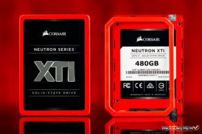 Corsair Neutron XTi 480GB Exterior