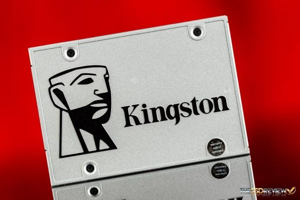 Kingston SSDNow UV400 480GB Main