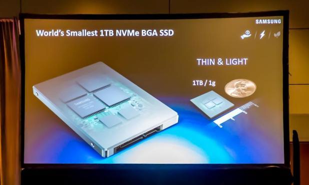 Samsung 1TB BGA