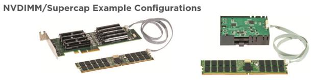 SMART Modular NVDIMM with supercaps main