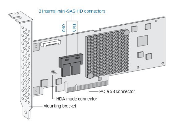 microsemi-8805e-line-drawing