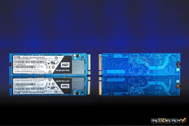 WD Black PCIe SSD Exterior
