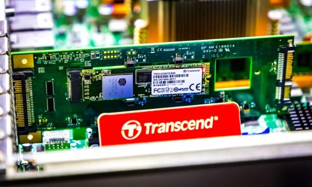 Transcend MTE850 NVMe SSD