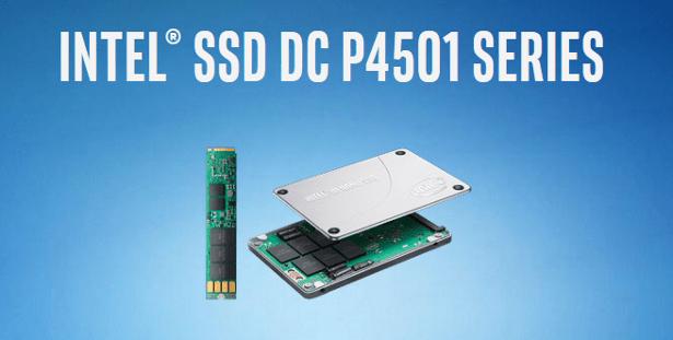 INTEL DC P4501 BANNER 1