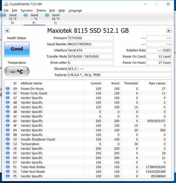 MK8115 MLC CDI