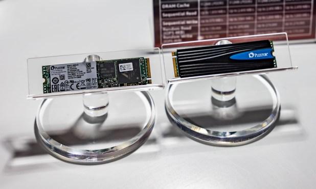 Plextor M9Se NVMe SSD
