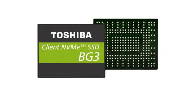 Toshiba BG3 64-layer BiCS FLASH