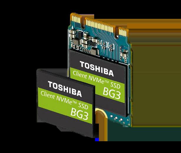 Toshiba BG3 main