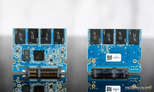 Crucial BX300 PCB