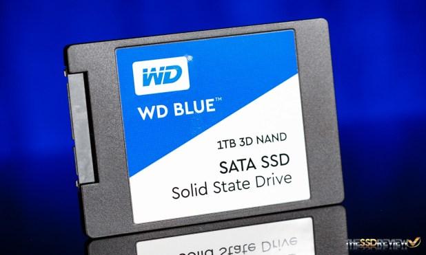 WD Blue 3D SSD