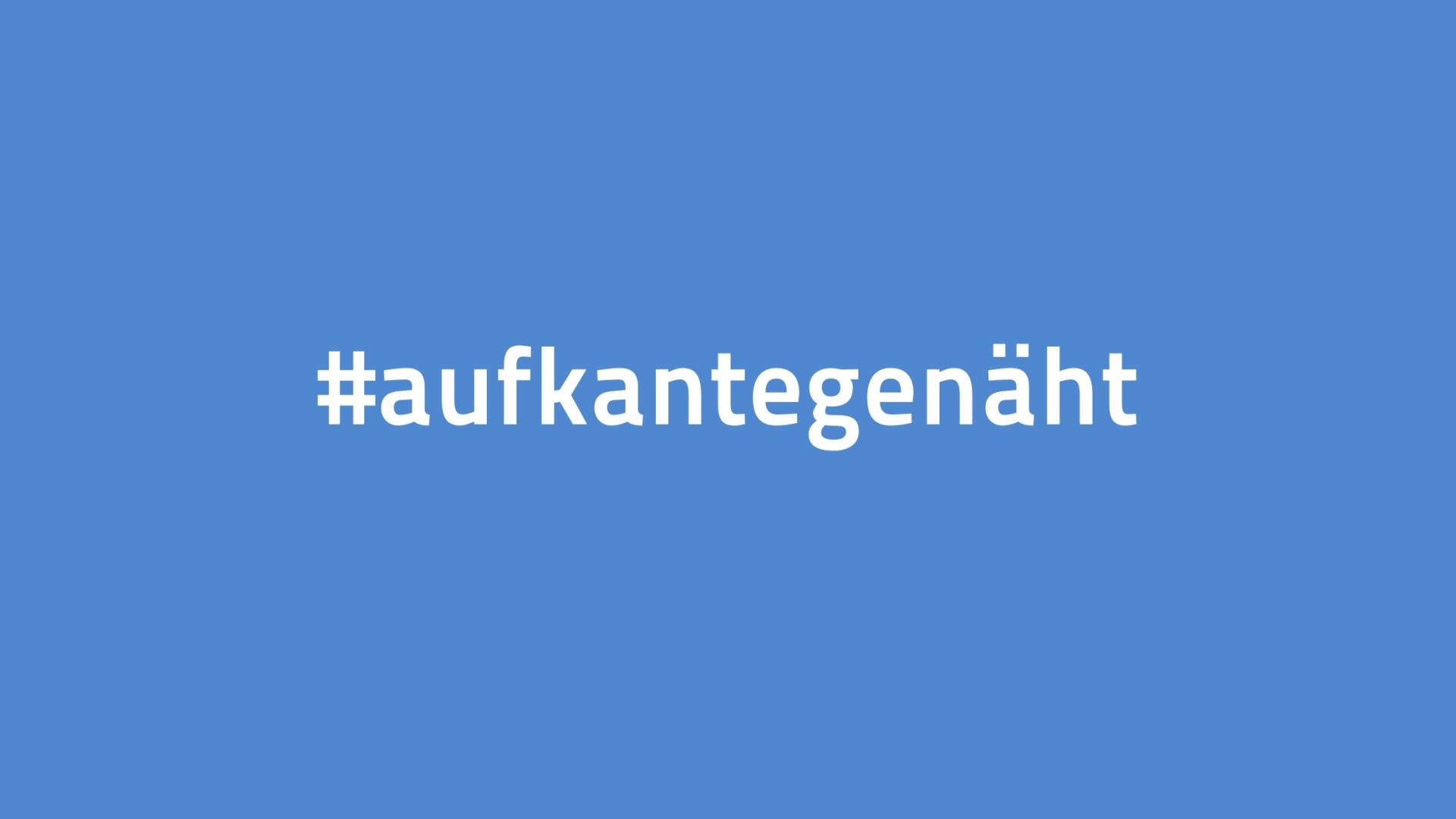 #aufkantegenäht | Öffentlichkeitsarbeit für die Musikschulen im VdM Hessen