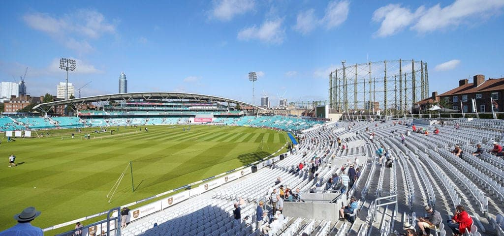 Surrey Unveils Oval Expansion Plan The Stadium Business