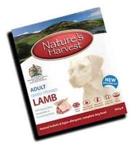Natures Harvest Lamb