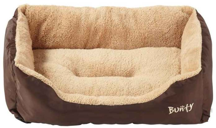 Bunty Deluxe Washable Dog Bed