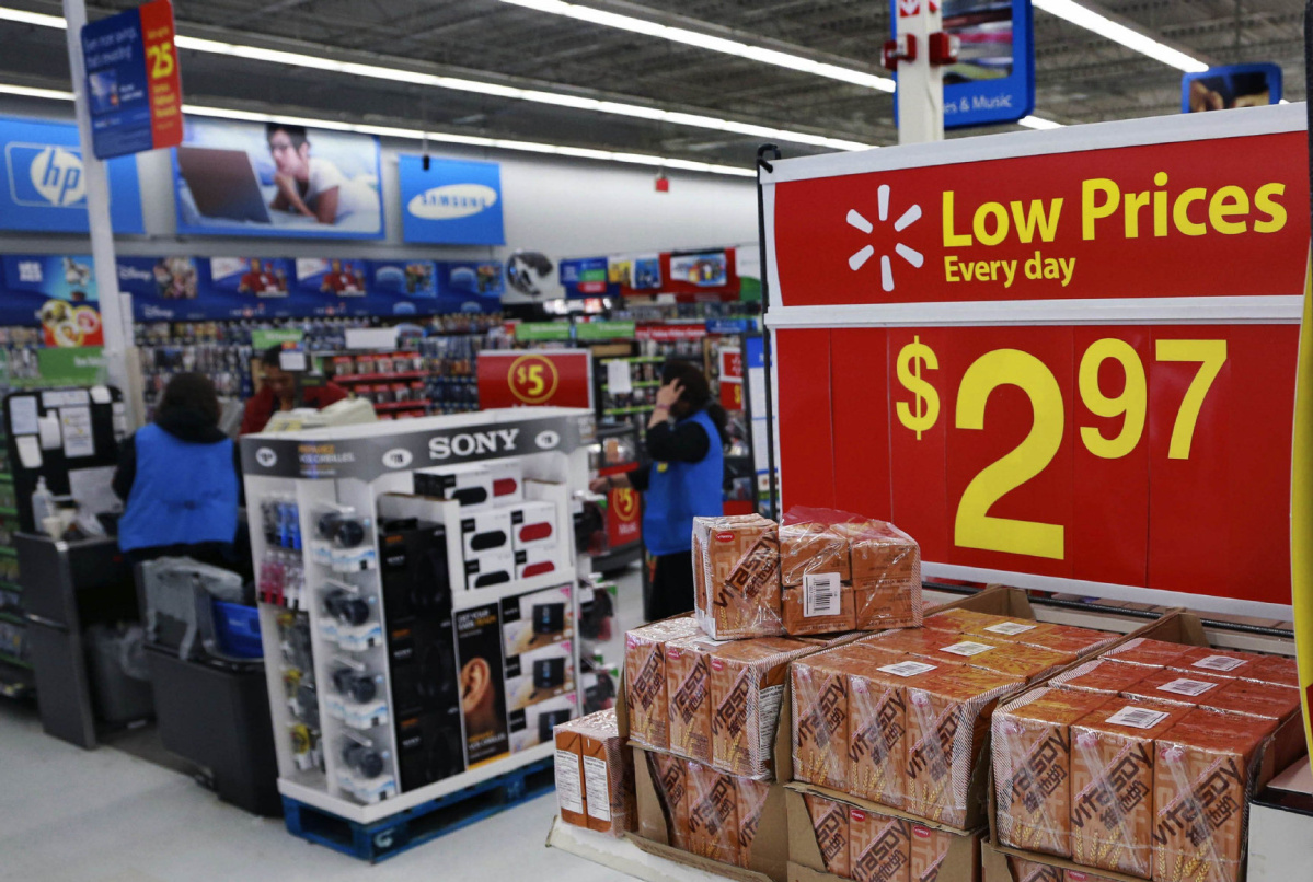 Walmart Stores Busy Target Stores Not So Much Toronto Star