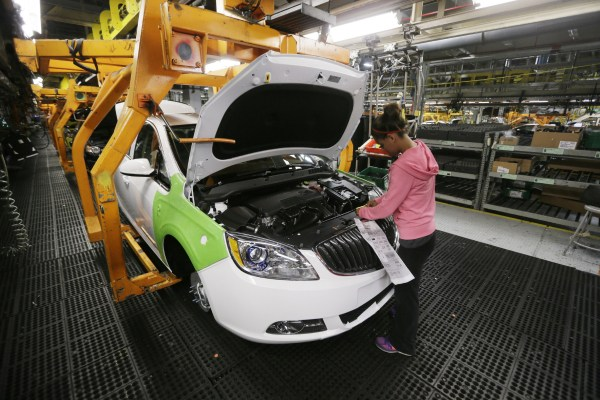 General Motors profits more than double on record North ...